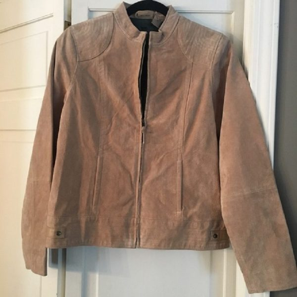 Women's Ruff Hewns Leather Jacket