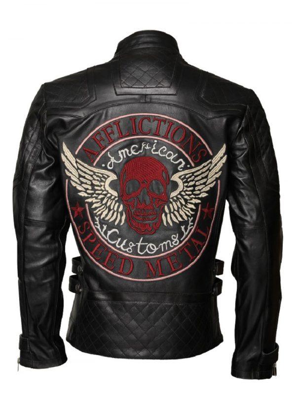 Affliction Leather Jackets