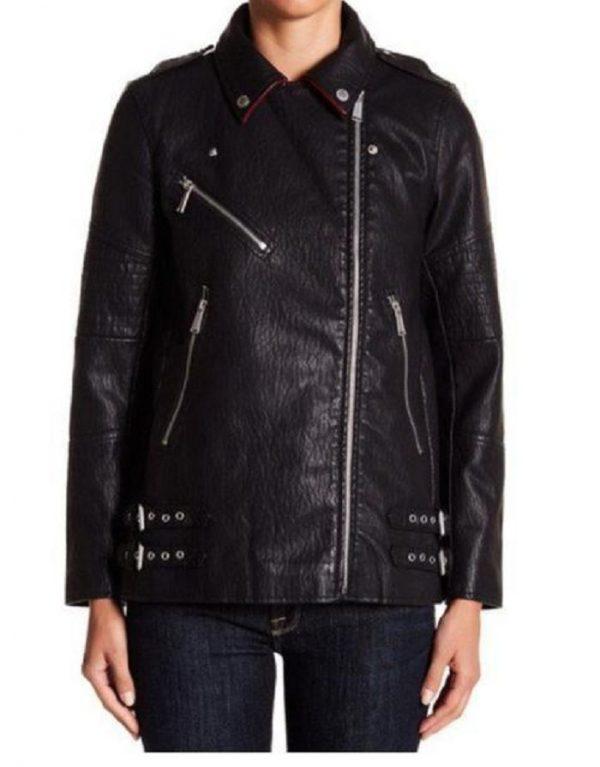 Bcbg Leathers Jacket