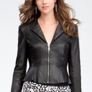 Bebe Leathers Jacket