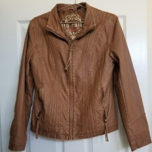 Big Chill Vintage Leather Jacket