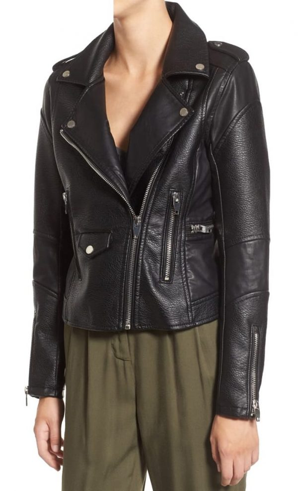 Blanknyc Easy Riders Faux Leather Jacket