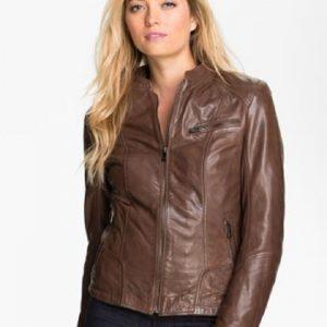 Bod & Christensen Leather Jacket