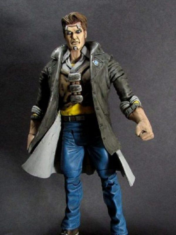 Borderland 3 Handsome Jack Cosplay Jacket