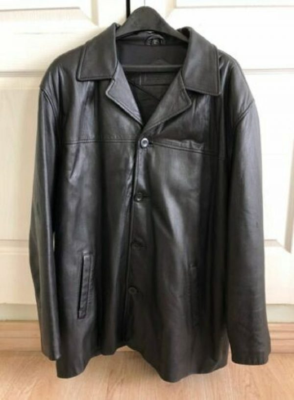 Bostonian Leather Jacket