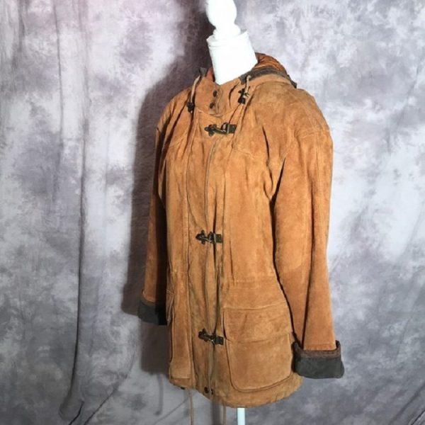 Braefair Leather Jacket