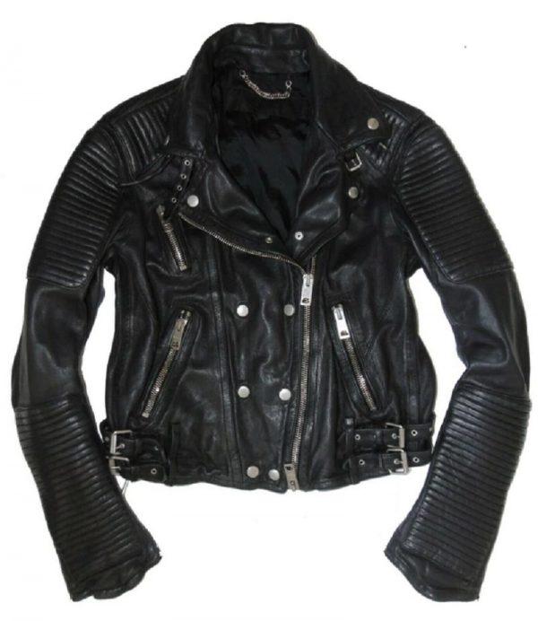Burberry Prorsum Leather Jacket