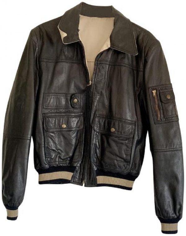 Casablanca Leather Jacket