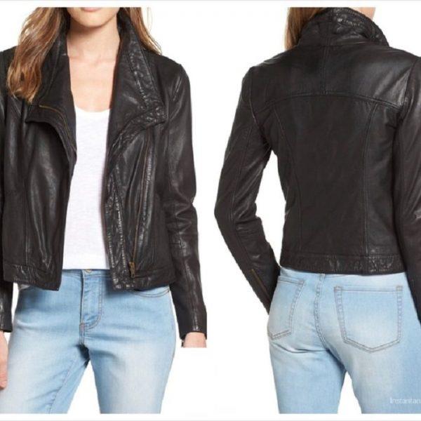 Caslon Leathers Jacket