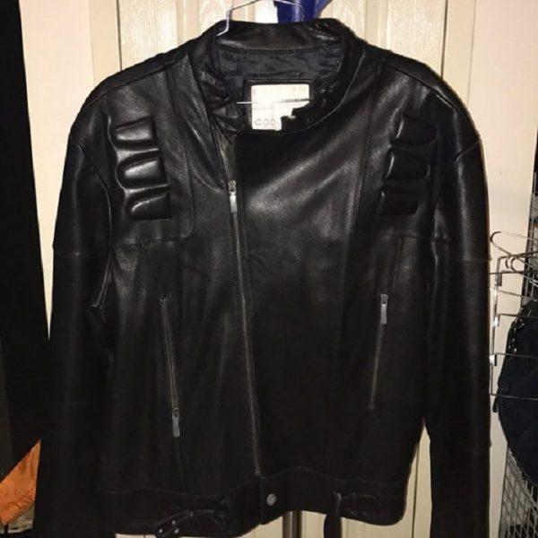 Coogi Leather Jacket