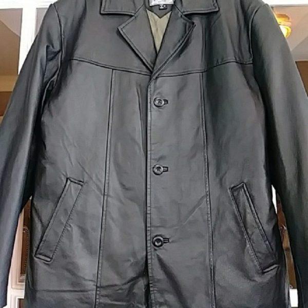 Cougars Leather Jacket