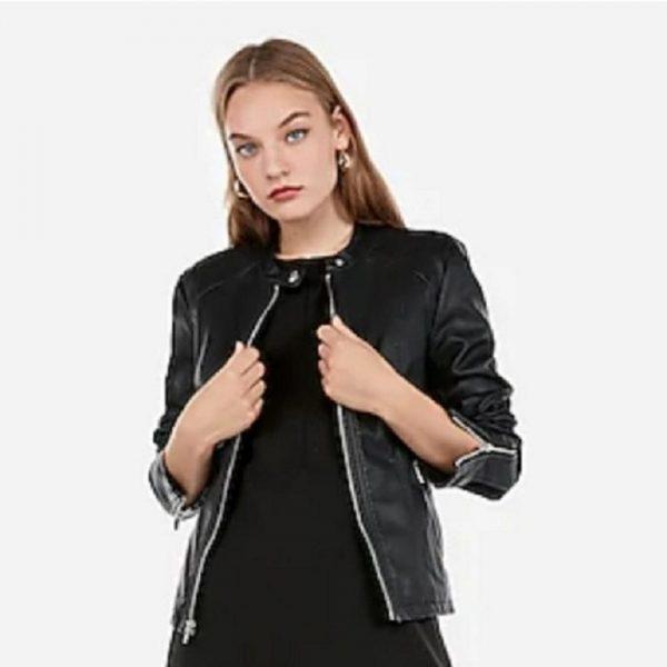 Express Faux Leather Jacketss