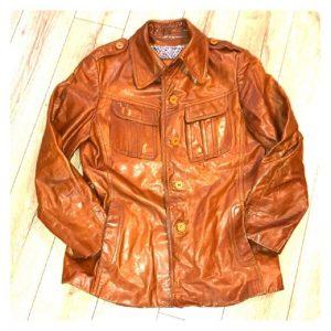 Fantastic International Leather Jacket