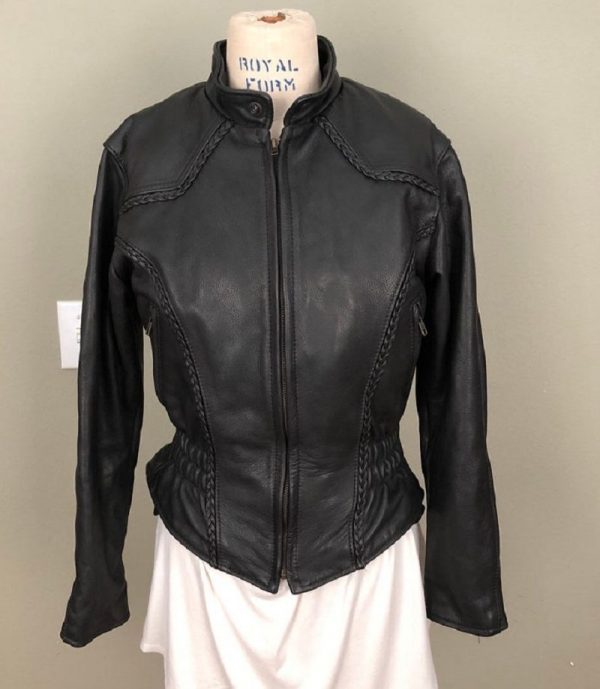 Fashions By Rose Leather Jacket