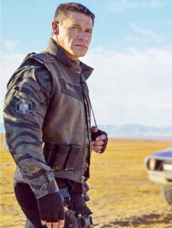 Fast And Furious 9 John Cena Vest