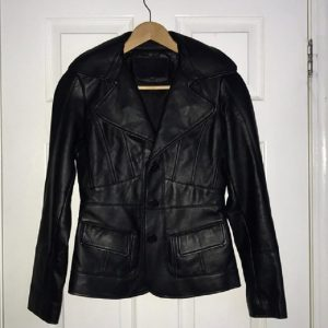 Fionte Leather Jacket