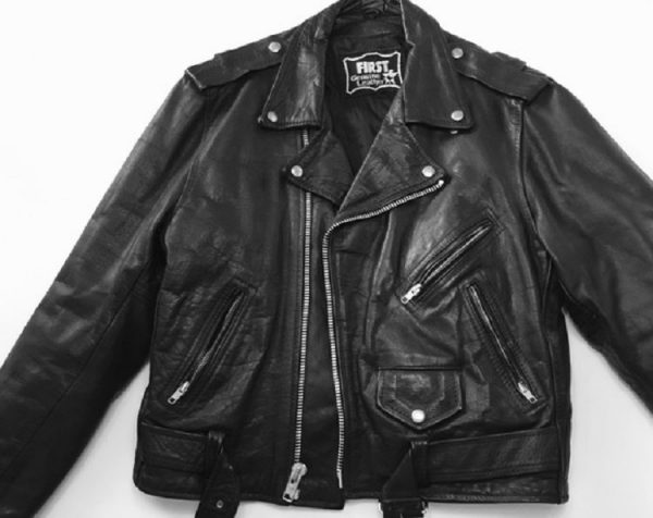 First Genuines Leather Jacket