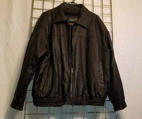 Gianni Ferrara Leather Jacket