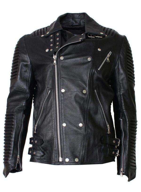 Godspeed Leather Jacket