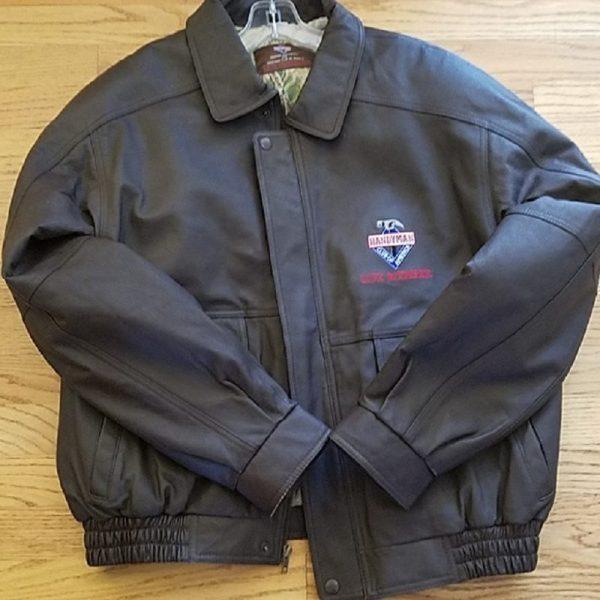 Handyman Club Of America Leather Jacket