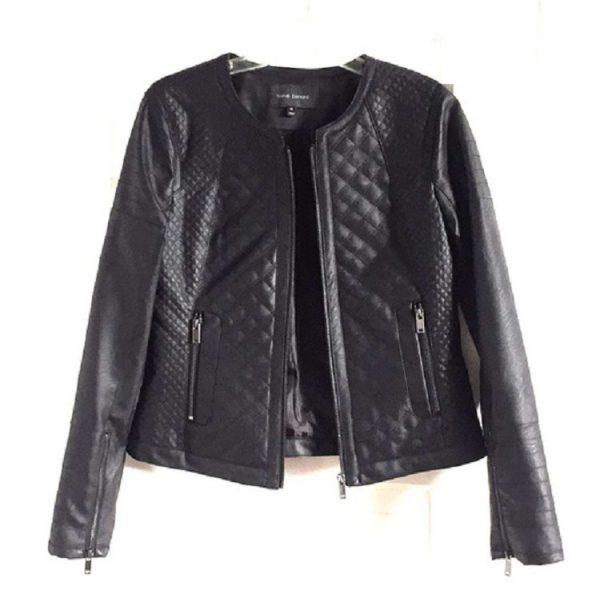 Harve Benard Leather Jacket