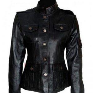 Hathaways Leather Jacket