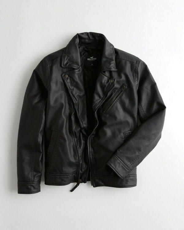Hollister Leathers Jacket