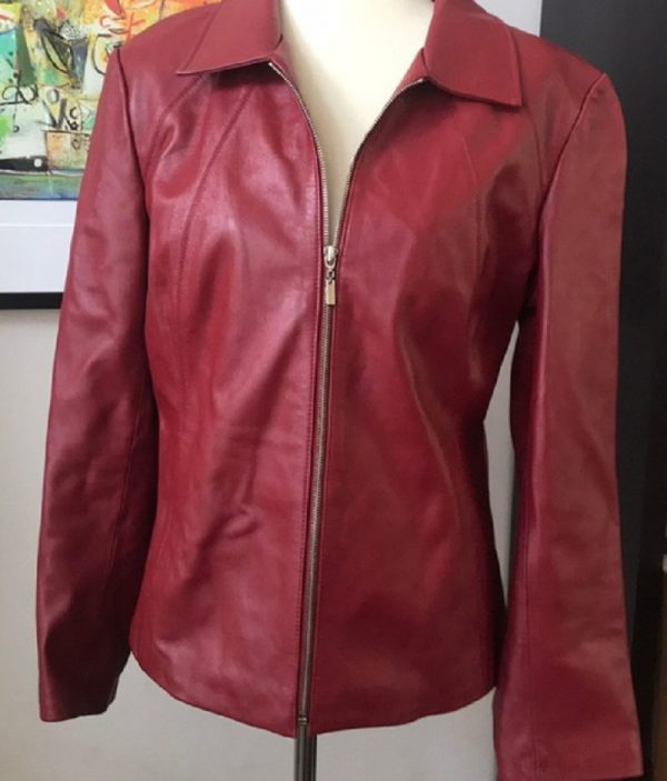 Juliet Michelle Leather Jacket