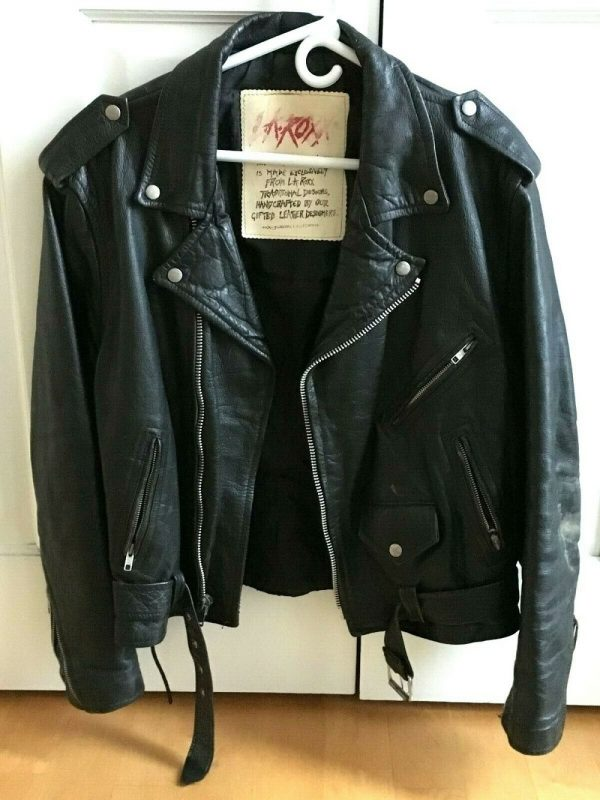 La Roxx Leather Jacket