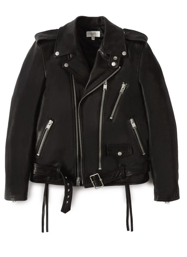 Lac Leather Jacket