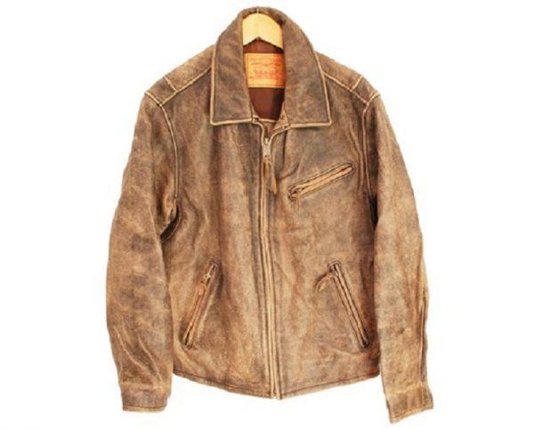 Levi Vintage Leather Jacket