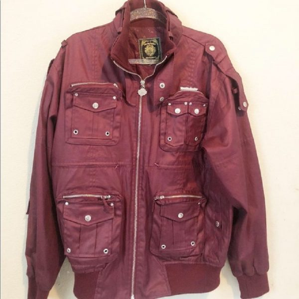 Live Mechanics Leather Jacket