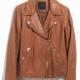 Madewell Washed Leather Jacket