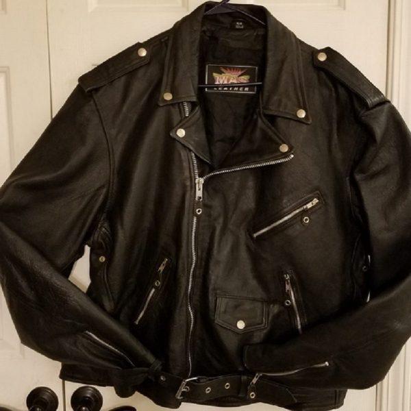 Mas Leather Jacket