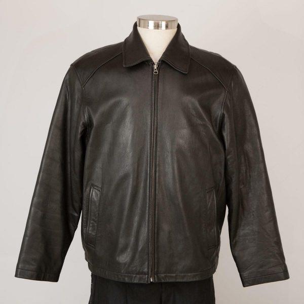 Members Mark Leather Jacket