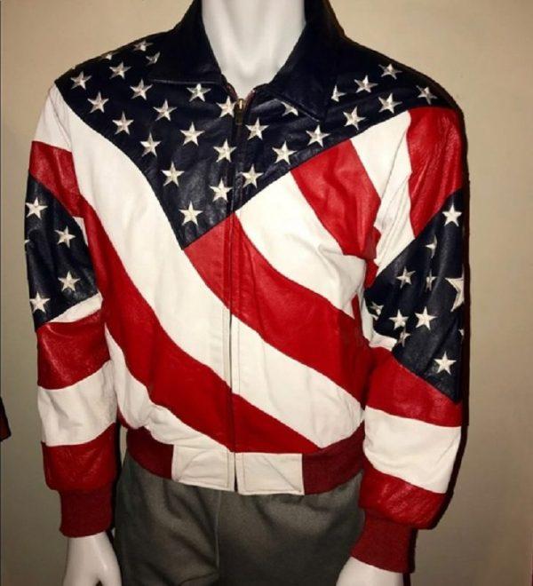 Michael Hoban Leather Jacket