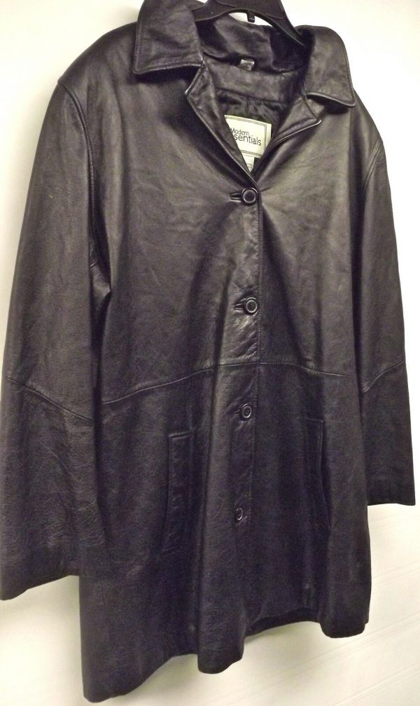 Modern Essentials Leather Jacket