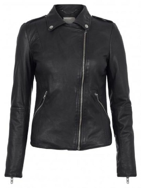 Muubaa Leathers Jacket