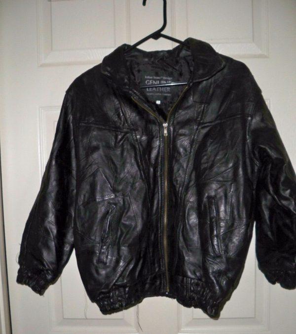 Navarre Leather Jacket