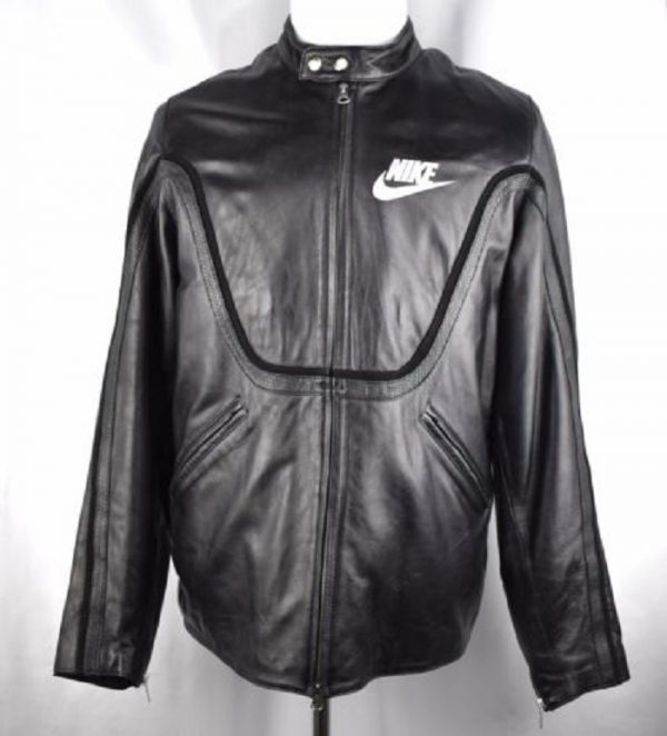 Nike Leather Jacket