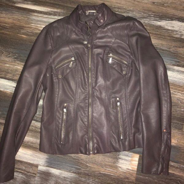 Nordstrom Rack Leather Jacket