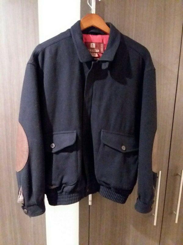 Nordstroms Men Leather Jacket