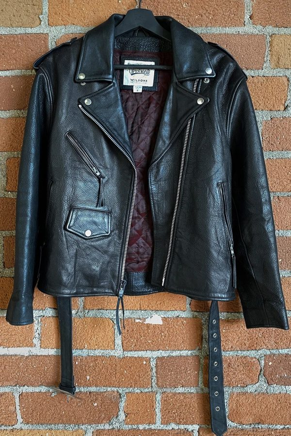 Opens Road Leather Jacket