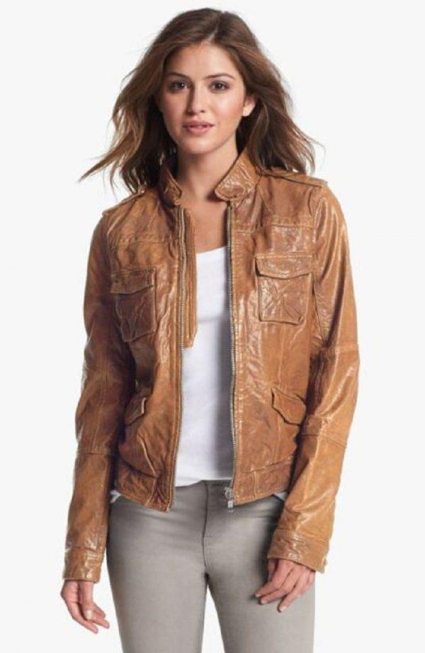 Q40 Leather Jacket