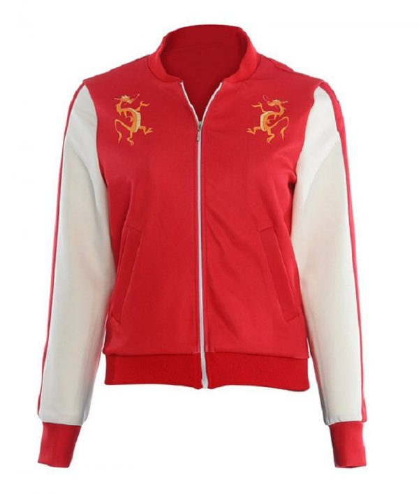 Ralph Breaks Internet Mulan Red Jacket