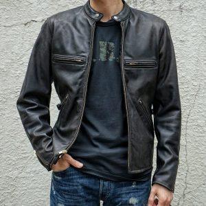 Rrl Leather Jackets