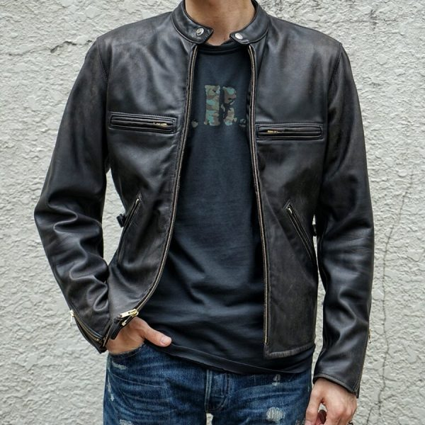 Rrl Leather Jackets