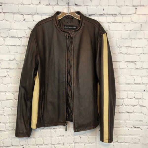 Sergio Benini Leather Jacket