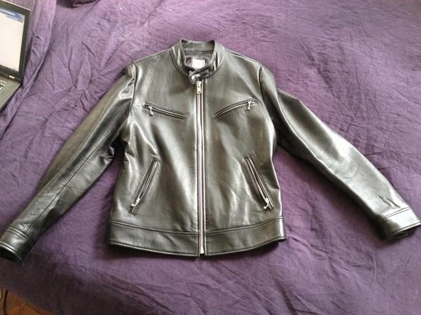 Temple Of Jawnz Leather Jacket