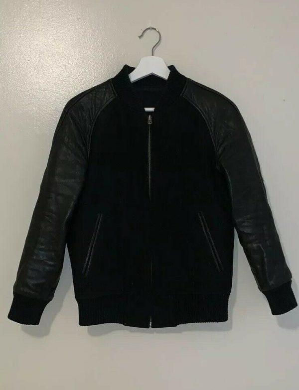 Toj Leather Jacket
